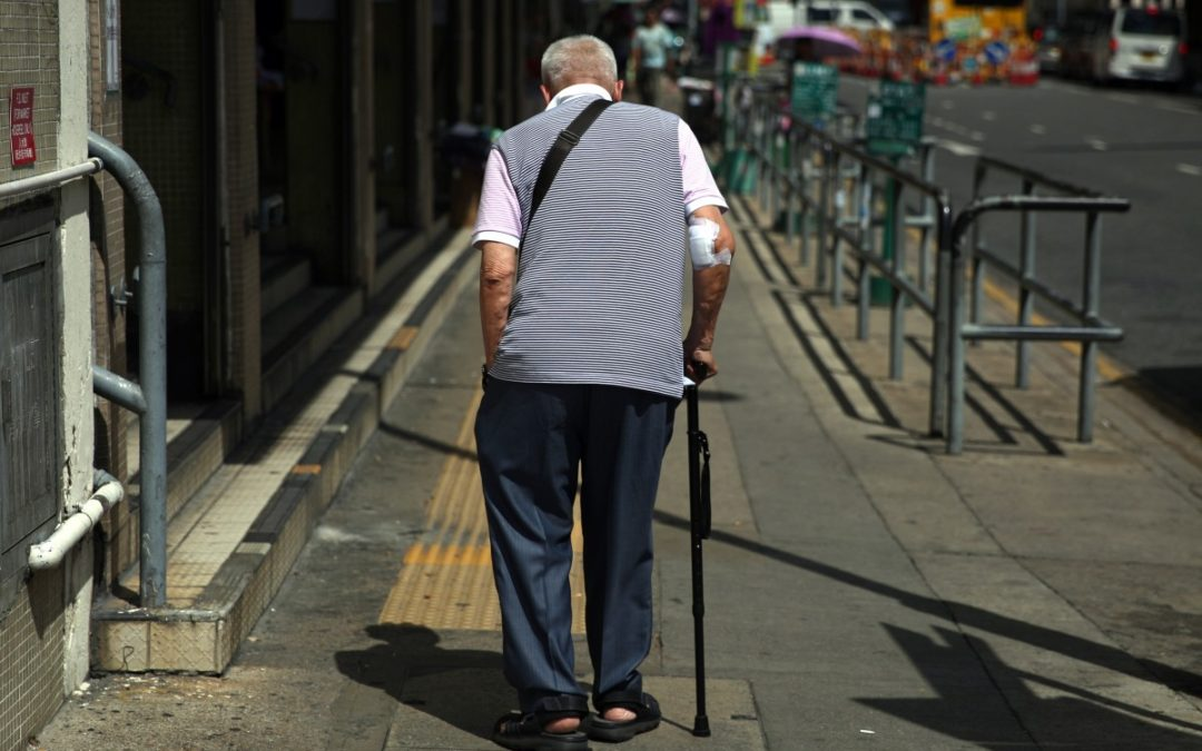 Can You Spot Elder Abuse? The ER May Not, According To New Study.