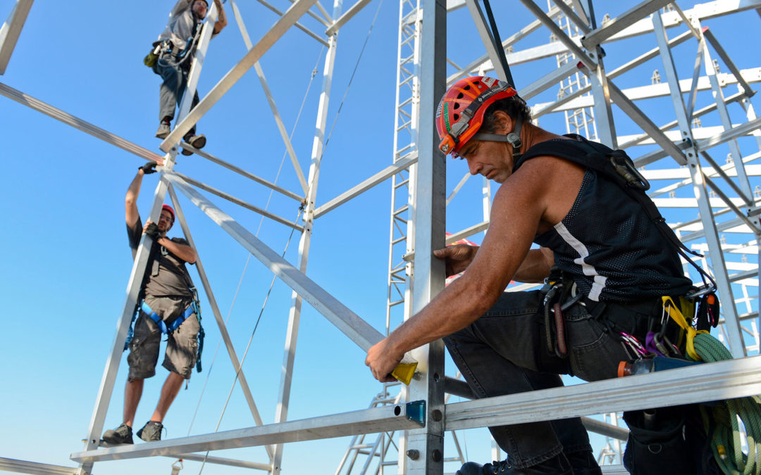 Legal Regulations For Scaffolding Safety
